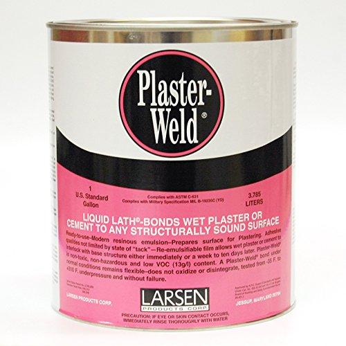 LARSEN Plaster Weld Plaster Bonding Agent Gallon
