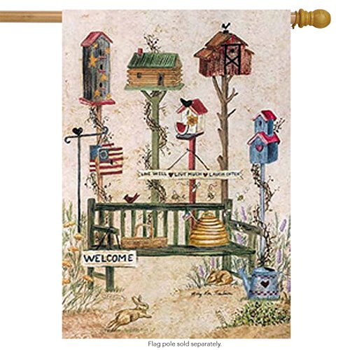 Table Birdhouse - 3