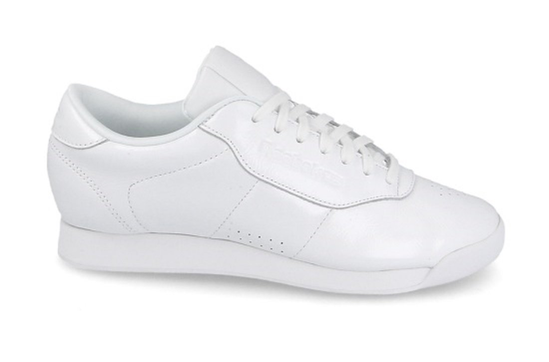 Designer Reebok Princess Sneaker Damen Weiß, MODE