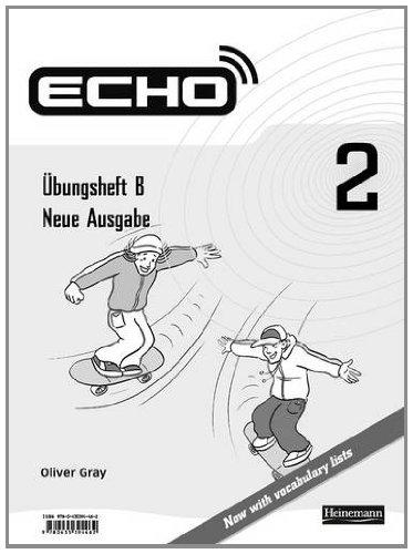 Download Echo 2 Workbook B 8 Pack pdf