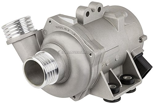 08 x5 bmw water pump replacement - 4