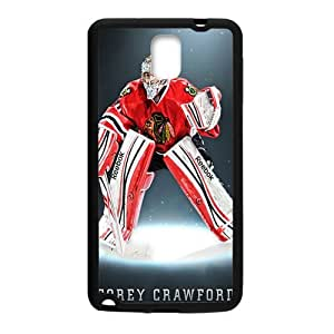 Chicago Blackhawks corey crawford Phone Case for Samsung Galaxy Note3 Case