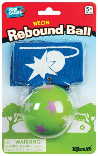 Toysmith TSM2603 Neon Rebound Ball