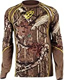 Scent Blocker 1.5 Performance Long Sleeve Shirt, Camo, Large