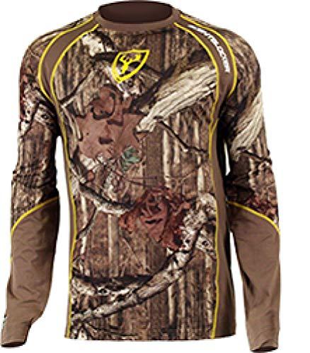 Scent Blocker 1.5 Performance Long Sleeve Shirt, Camo, Large