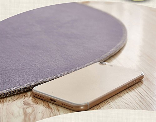 Bed front computer seat cushion / Nordic round rug / for domestic use coffee table bedroom bed side cushion / child's room crawling mat / ( Size : 160cm ) by CarPet (Image #3)