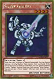 Yu-Gi-Oh! - Silver Gadget (MVP1-ENG17) - The Dark Side of Dimensions Movie Pack Gold Edition - 1st Edition - Gold Rare
