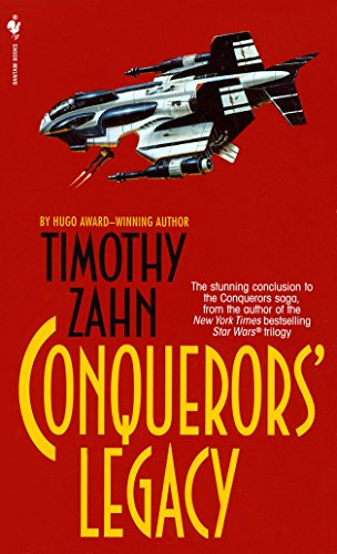 Conquerors' Legacy (The Conquerors Saga, Book Three)