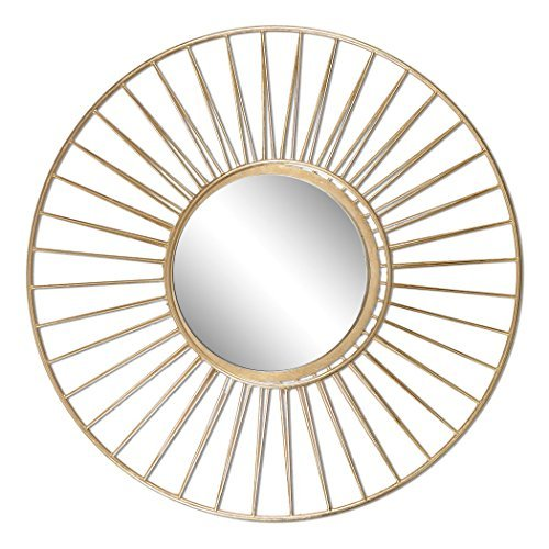 Uttermost Caspian Mirror - 30 diam. in. by (Caspian Mirror)