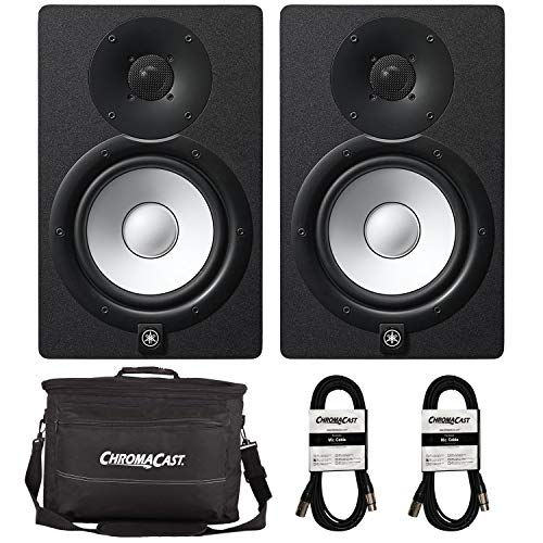 Yamaha HS5 Powered Studio Monitors with Accessories, ()