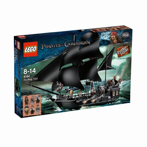 LEGO: Pirates of the Caribbean: The Black Pearl [Toy] (japan import)