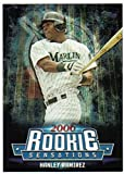2015 Topps Update Baseball Rookie Sensations #RS-1 Hanley Ramirez Marlins