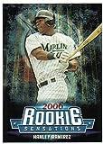 2015 Topps Update Baseball Rookie Sensations #RS-1 Hanley Ramirez Marlins