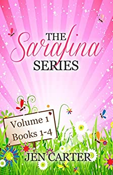 The Sarafina Series, Volume 1: Books 1-4 (The Sarafina Collection) by [Carter, Jen]