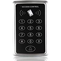 1000 Users RFID Proximity Card Access Control System RFID/EM Keypad Card Access Control Door Opener