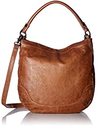 Melissa Hobo Leather Handbag