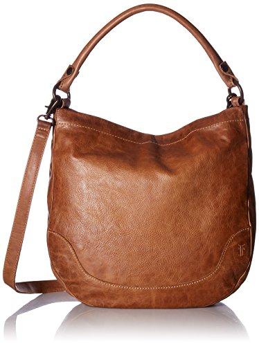 Melissa Hobo Hobo Bag, BEIGE, One Size -  Frye, DB149-BEI
