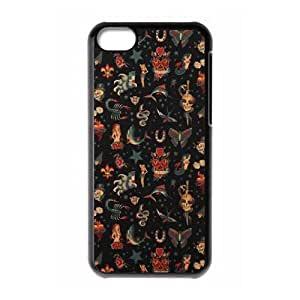 Pattern DIY Cover Case for iPhone 6 (4.5) LMc-76969 at LaiMc