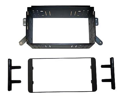 Adaptador Autoradio 2 DIN + jaula para Toyota Hilux: Amazon.es ...