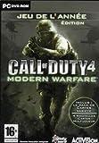 Call of Duty Modern Warfare 4 - édition jeu de l'année
