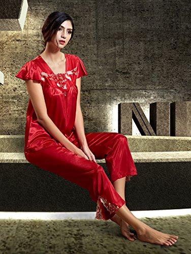 DQQ - Pijama - para mujer Rosso