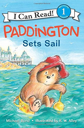 Paddington Sets Sail (I Can Read Level 1)