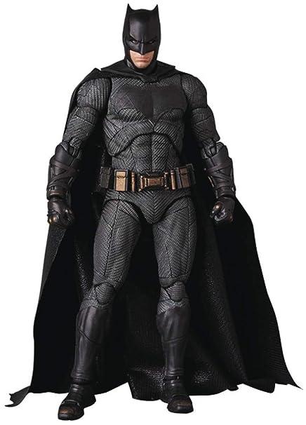 Amazon.com: Medicom Justice League: Batman MAF Ex Action ...