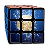 AVABAODAN Cool Football Rubik's Cube Original 3x3x3 Magic Square Puzzles Game Portable Toys-Anti Stress For Anti-anxiety Adults Kids
