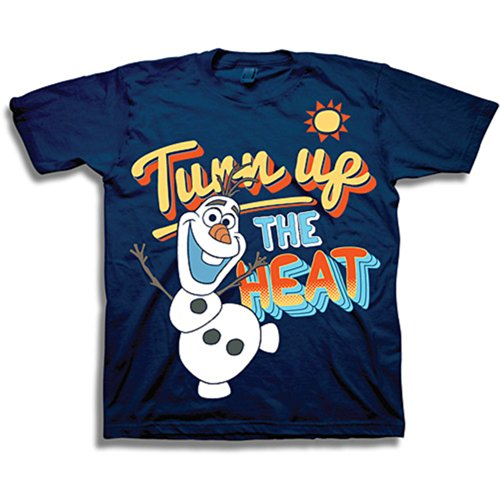Disneys Frozen Olaf Turn Shirt