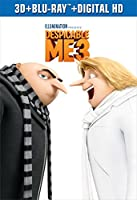 Despicable Me 3 (Blu-ray 3D + Blu-ray + Digital HD) from Universal