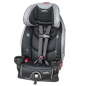 Evenflo Securekid Lx Booster Car Seat, Raven