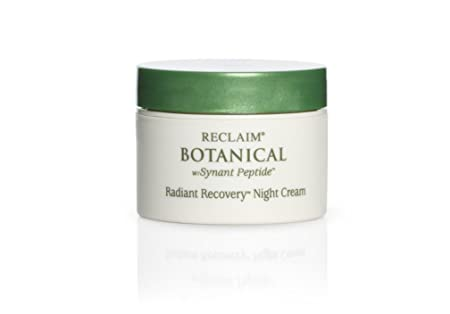 Principal Secret Reclaim Botanical Radiant Recovery Night Cream 90 Day Supply 1 Ounce
