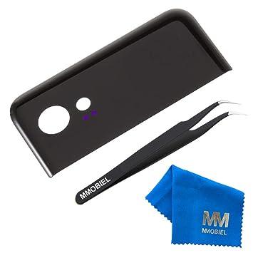 MMOBIEL Kamera Glas Linse Ersatz Set f/ür Samsung Galaxy Xcover 4 G390 Series inkl Pinzette und Mikrofaser Tuch