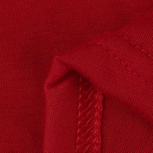 Mousseline Shirt Vetement Simple Rond en de Manche lgant Soie Chiffon Longue T Rose Col Chemisier Haut IaYwqY