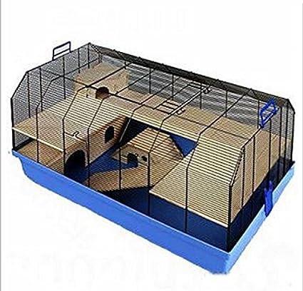 Excelente Calidad De Top Jaula - W/set de accesorios para hamsters ...