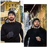 Adventurologist Skull Caps (2 Pack) Black, Unisex