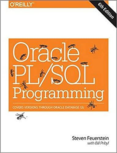 Amazon. Com: oracle 11g: pl/sql programming (9781133947363): joan.