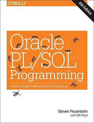 Oracle PL/SQL Programming: Covers Versions Through Oracle Database 12c by imusti