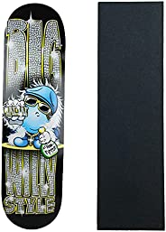 """World Industries Skateboard Deck Big Willy Style 8.38"""" with Gri"""