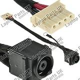 SONY Vaio PCG-71811L, PCG-71811M , PCG-71911L, PCG-71911M, PCG-71912L, PCG-71913L, PCG-91211L, PCG-91211M, PCG-91311M, VPCEJ190X Corrente Continua Jack Con Cavo di, Presa di Ricarica Connettore Porta