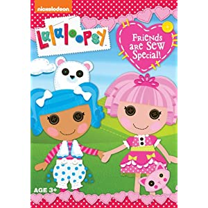 Lalaloopsy: Friends Are Sew Special (2014)
