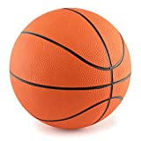 5' Mini Rubber Basketball Indoor/Outdoor Use. Makes Great Party Favor! by PlayTime