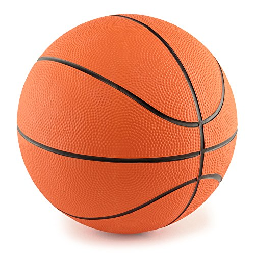 5 Inch Mini Rubber Basketball (5