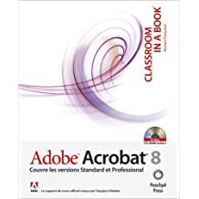 Acrobat 8 classroom in a book