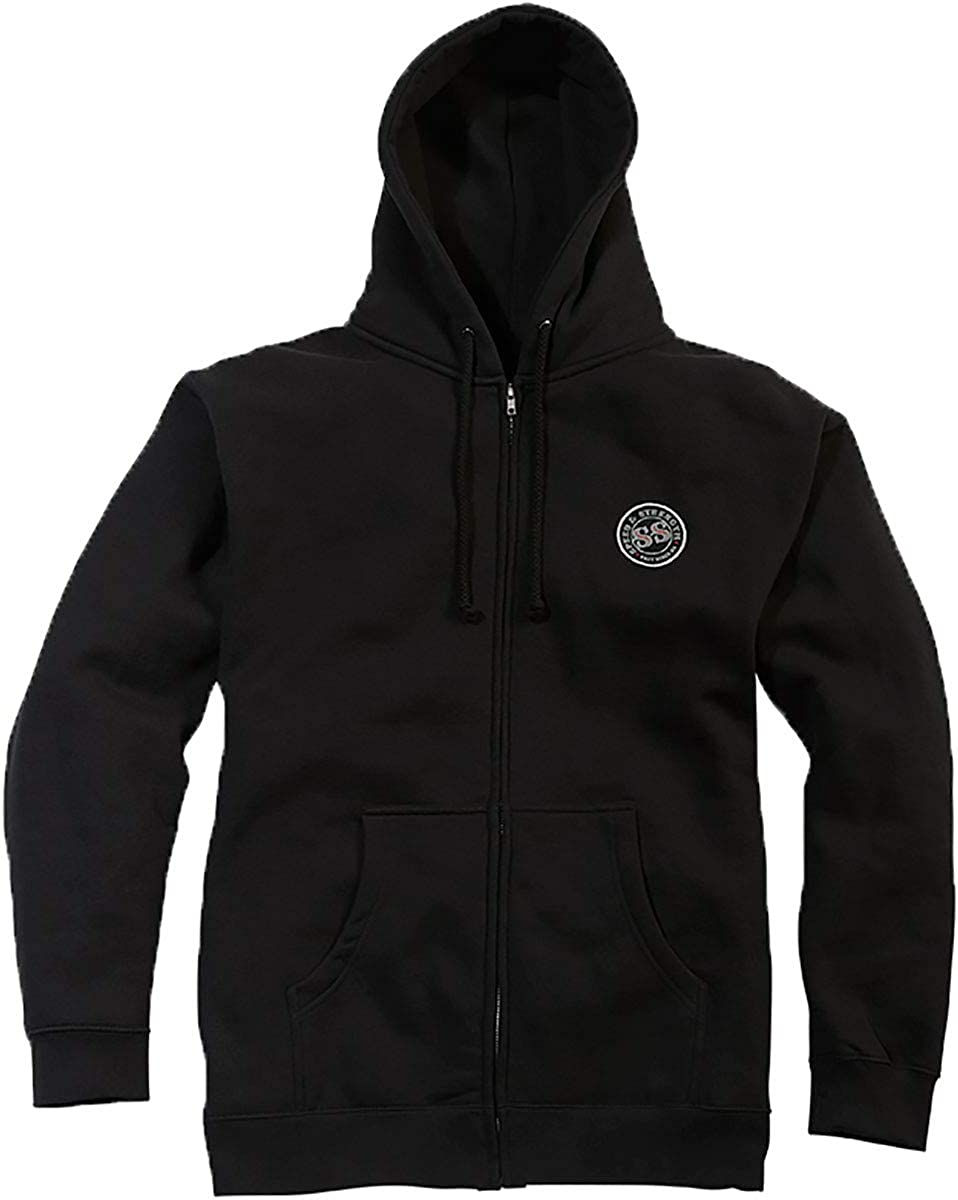 Speed and Strength Mens 6 Shooter Hoody