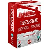 Law & Order - The First Seasons
