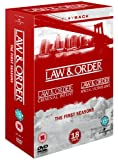 Law & Order - The First Seasons (Law & Order / Special Victims Unit / Criminal Intent) [Import anglais]