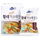[Yeongwol NongHyup] Instant Haejangguk Made by Dried Pollack(8g*5packs), Instant Dried Pollack Hangover Soup Based on…