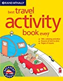 Rand Mcnally Best Travel Activity Book Ever!, Karen Richards and Kristy McGill, 0528008315
