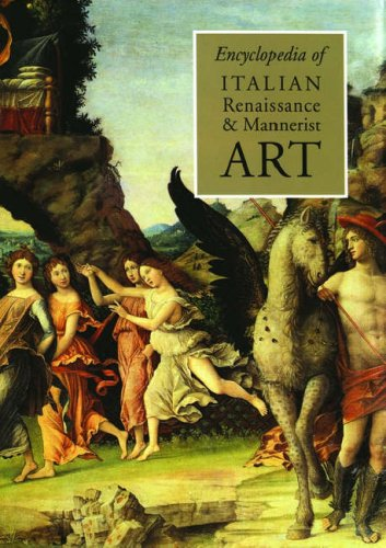 The Encyclopedia of Italian Renaissance and Mannerist Art: 2 volumes (Grove Library of World Art)